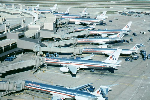 American Airlines Terminal 1 at DFW