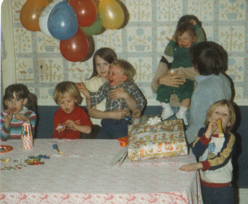 Brandon's Birthday 1980