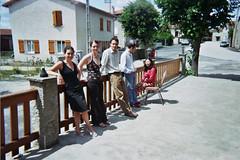 brochette (Baptiste) Tags: 2004 fiancailles alexannelise sophie laurentr marco yun emilie