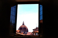 view from the Medici Palace, Florence - by *ivo*
