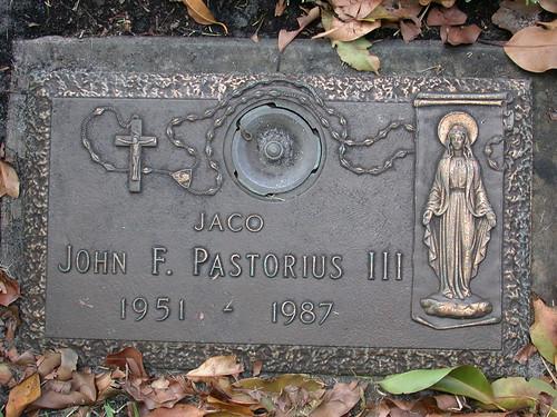 Gravestone of Jaco