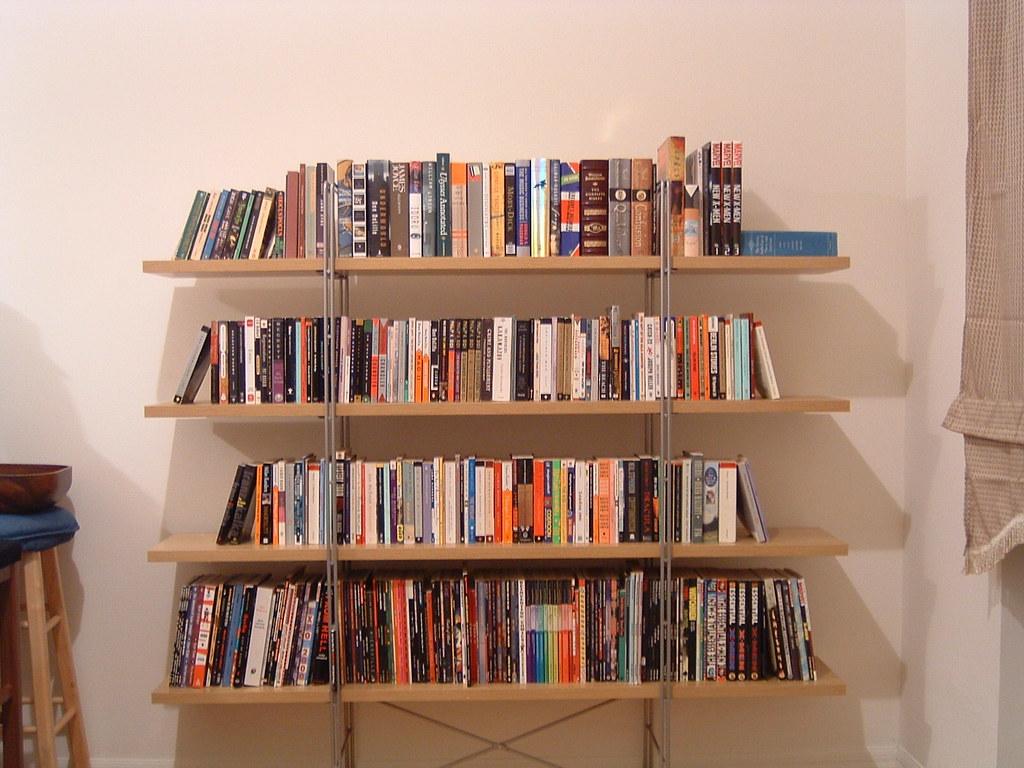 On The Shelf DYFL Tags Apartment Books Bookshelf Collection Comics Ikea Bookshelves Graphicnovels