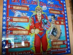 six million (jefka) Tags: six million dollar man sixmilliondollarman