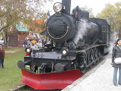 HCW Steam Train