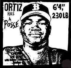 Ortiz has a Posse