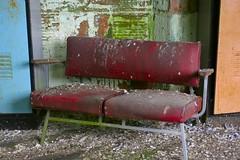 red_sofa - by Irina Souiki