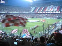 AC  Milan - PSV in San Siro - www.yme.nl