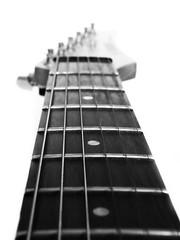 Fretboard (Chris_J) Tags: guitar onwhite fret fretboard yammaha contrast bw blackwhite gimp thegimp art kodak dx6340 kodakdx6340 pointshoot pointandshoot kodakpointandshoot kodakpointshoot amateur studio studioshot