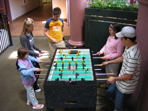 Foosball Tables For Families