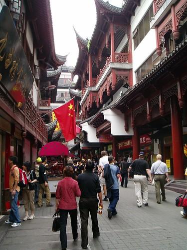 Old town, Shanghai