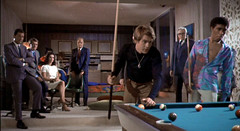 The bachelor rock star (Max Sparber) Tags: exploitation film movie bachelor hippie wild entourage pool billiards hippies richardpryor filmstills