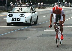 Bjarne Riis @ 1996 Olympic time trial