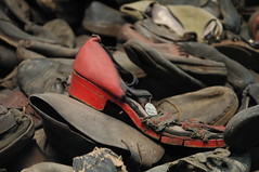 Shoes, Auschwitz
