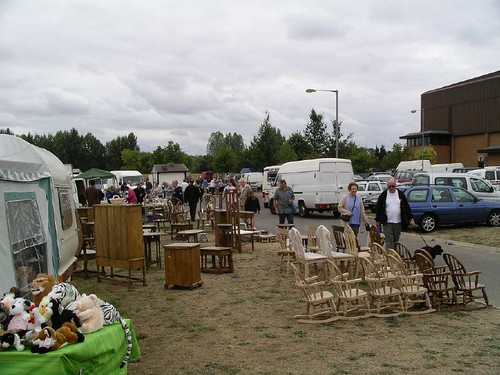 Brentwood Antiques Fair
