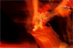 fire (BlueBreeze) Tags: music rock fire guitar live bestviewedlarge blues domino thebiggestgroup