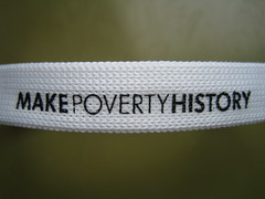 Make Poverty History [Photo by psd] (CC BY-SA 3.0)