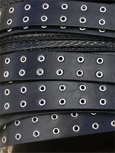 Black Leather Belts by bfraz photoshop resource collected by psd-dude.com from flickr
