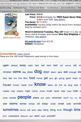 Concordance (Terry Bain) Tags: amazoncom amazon concordance book dogbook youareadog dog terrybain dogwriter again always away baby bain ball bark bed call cannot cat chase children come day does door down ears eat enough even face feel find first floor food friends get give go going good head home house human inside kind know leave let lick lie long look love makes may means might mother move must name near need now often once outside people place put really remember room rou run says see seems sense simply sit sleep small smell sofa something sometimes sound still sure take terry thing think though time try turn understand vacuum wait want world yourself