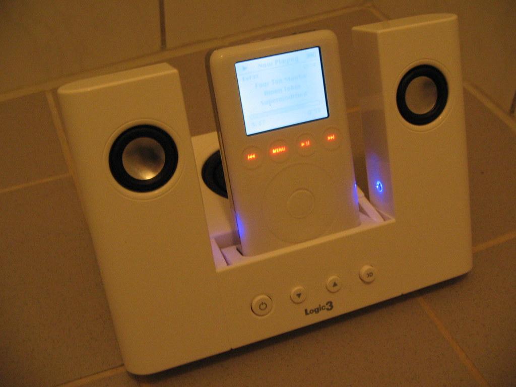 Ipod Speaker Set