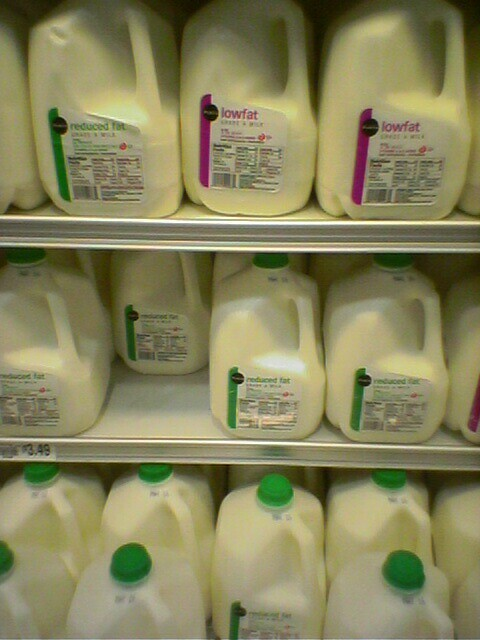 milk lowfat atthestore