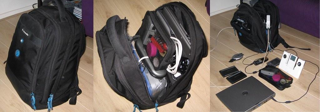 The Ultimate Geek Travel Kit