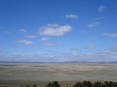 Lake George - big sky country