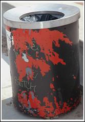 Trash Can Montrose