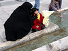 No Comment (pooyan) Tags: city portrait 2004 iran hijab dailylife tehran pnvpcom pooyantabatabaei peopleinthenews
