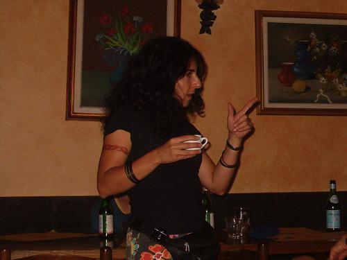 Professora Francesca