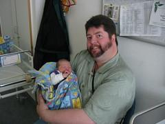 Eric and grandpa