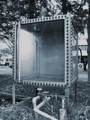 Steel box (kaz-1) Tags: steel box experiment institute bw