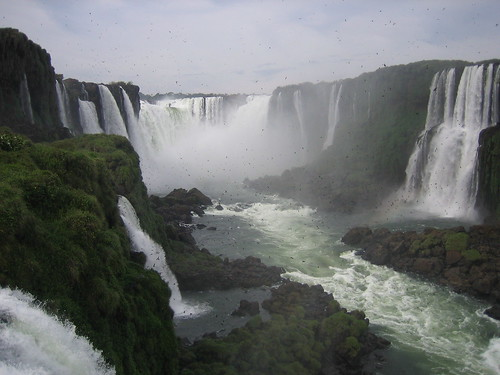 Falls from Brazil by Matito.