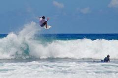 Air @ Soupbowl, Barbados
