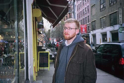 Grant on Thompson Street