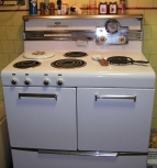 <i>My old Stove</i>