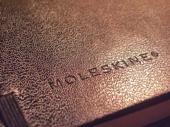 """Moleskine Brand"" © 2005 by boy avianto"