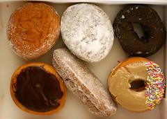 Six Donuts