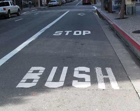Stop Bush