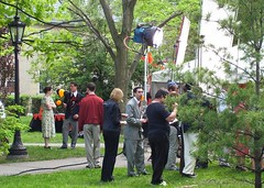 Four Minutes 2 (squiddity of toronto) Tags: fourminutes movie filming actors extras toronto