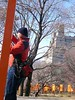 oriental2 (Rochelle Ratner) Tags: gatesmemory gates centralpark orange newyork