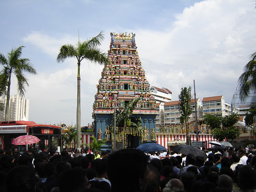 Templo Sri Srinivasa Perumal - Singapur