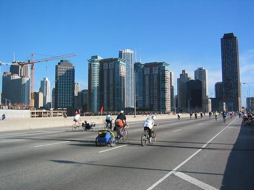 Bike The Drive 2005