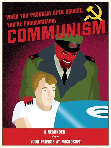 open source comunista