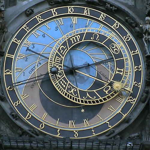 Astronomical Clock by simpologist.