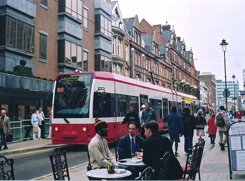 Croydon tram #1