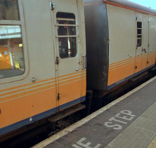 Train entrance