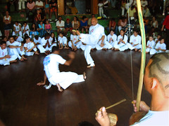 8th. Batizado of Beija-Flor - VII (carf) Tags: girls brazil art boys sport brasil kids children hope dance kid community capoeira child hummingbird traditions esperana social skills folklore philosophy martialarts batizado capoeirabeijaflor beijaflor ecbf