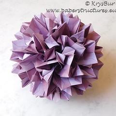 So many possibilities (K16036) (Origami Spirals) Tags: curler twirl spiral fold paper burczyk origami folding art krysbur