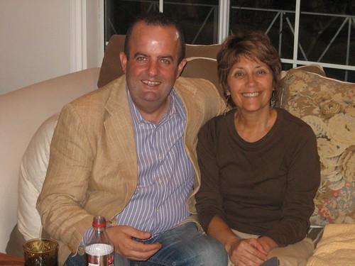 Pat Phelan & Paula Israel