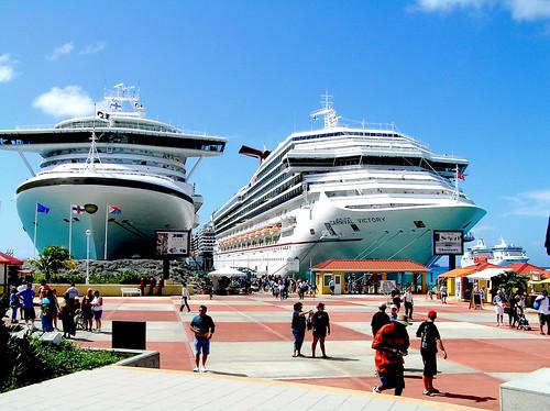St Maarten Island - Philipsburg